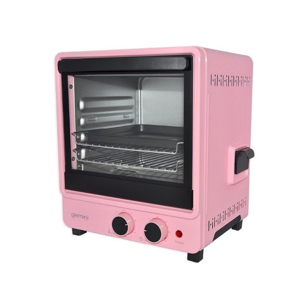 Gemini 13L Steam Electric Oven (Pink)