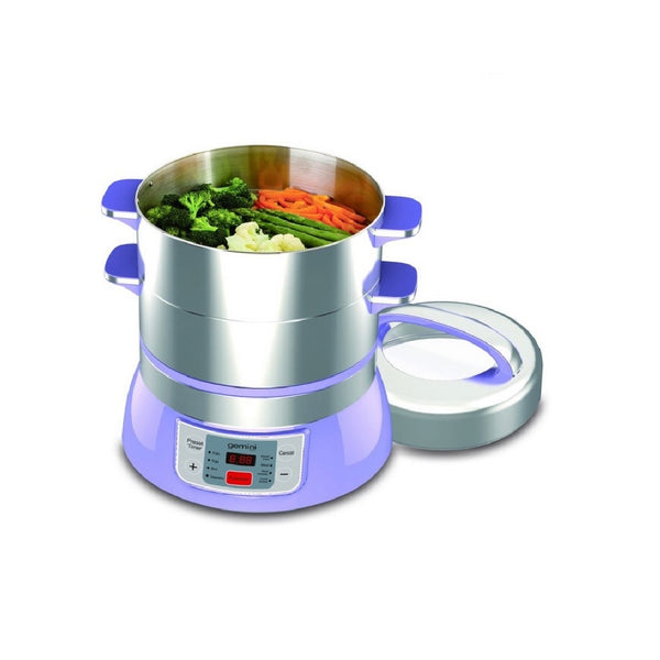 Gemini 14L Multi-Functional Hot Pot/Steamer GFS136