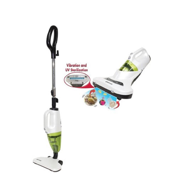 Gemini GVC90UV 3-IN-1 UV Dust Mite Removing Handheld / Stick Vacuum Cleaner