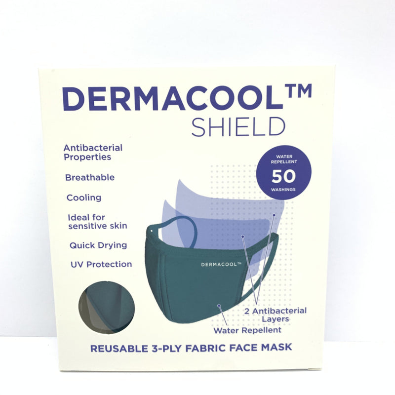 [T] Dermacool 3-ply Nano Water Proof Shield Mask