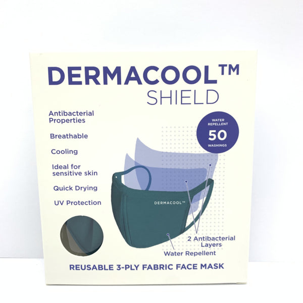 Dermacool 3-ply Nano Water Proof Shield Mask
