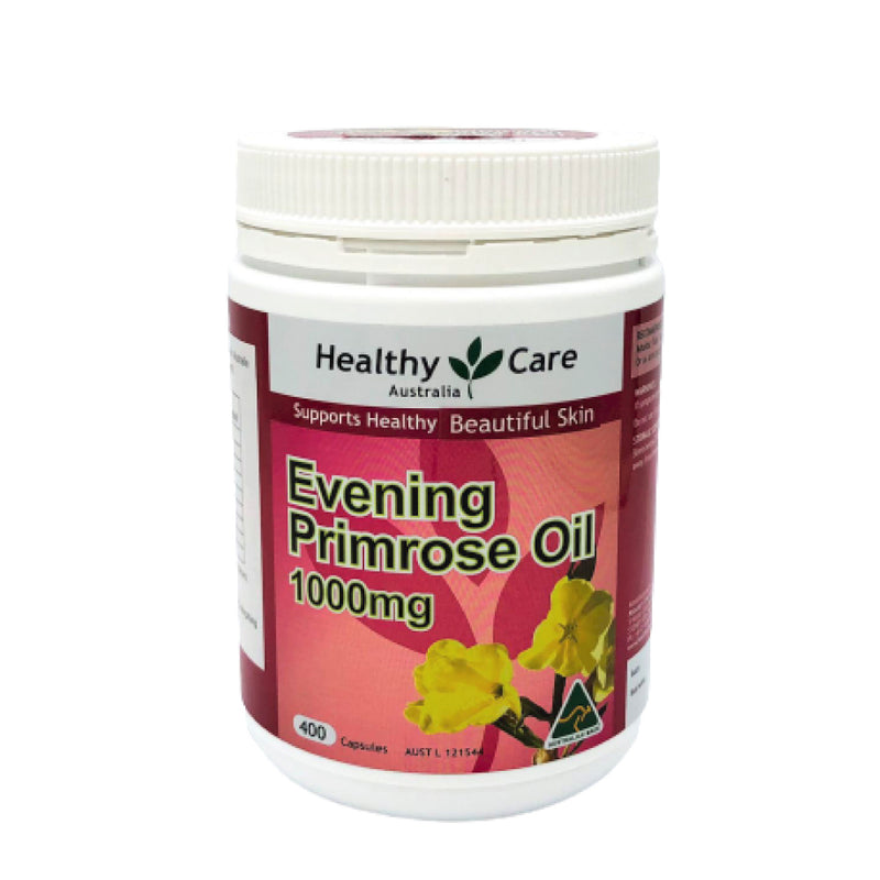 Healthy Care Evening Primrose Oil 1000 400 Capsules