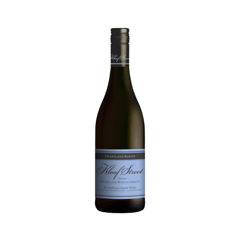 MULLINEUX Red Wine -   KLOOF STREET SWARTLAND ROUGE 2018