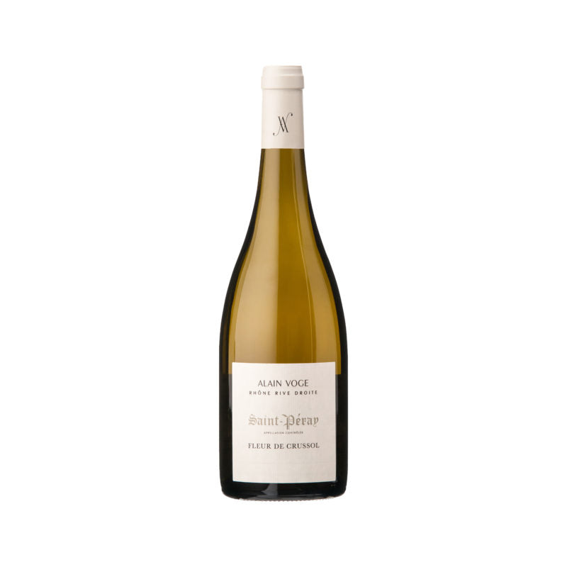 DOMAINE ALAIN VOGE White Wine- SAINT-PERAY FLEUR DE CRUSSOL 2016