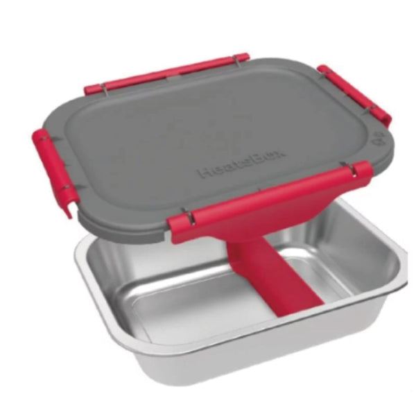 Designed by Faitron of Switzerland, the HeatsBox is the first heated lunch box that uses multi-sided heating technology. Through the mobile apps, HeatsBox can heat food at different temperatures as scheduled.