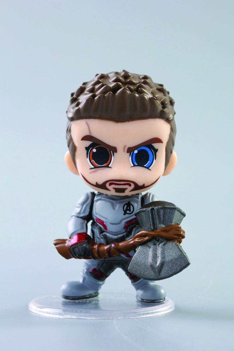 [T] Hot Toys Avengers  Cosbaby Bobble-Head Collectible Set