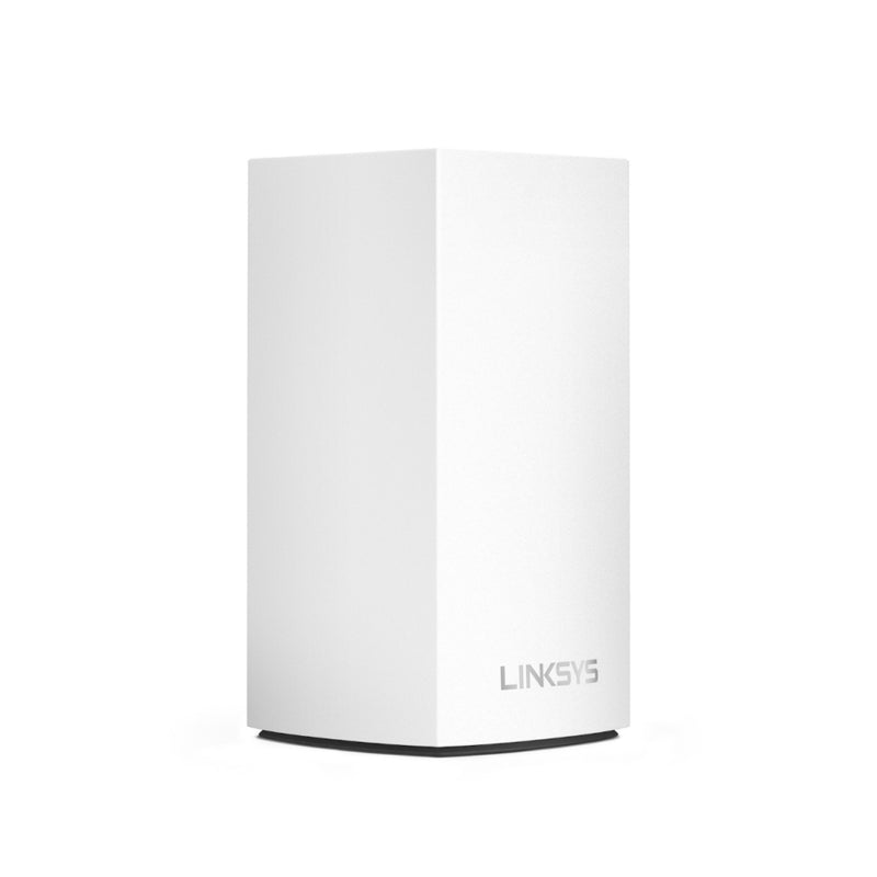 Linksys Velop Intelligent Mesh WiFi System, Dual-Band 3-Pack White (AC3900)