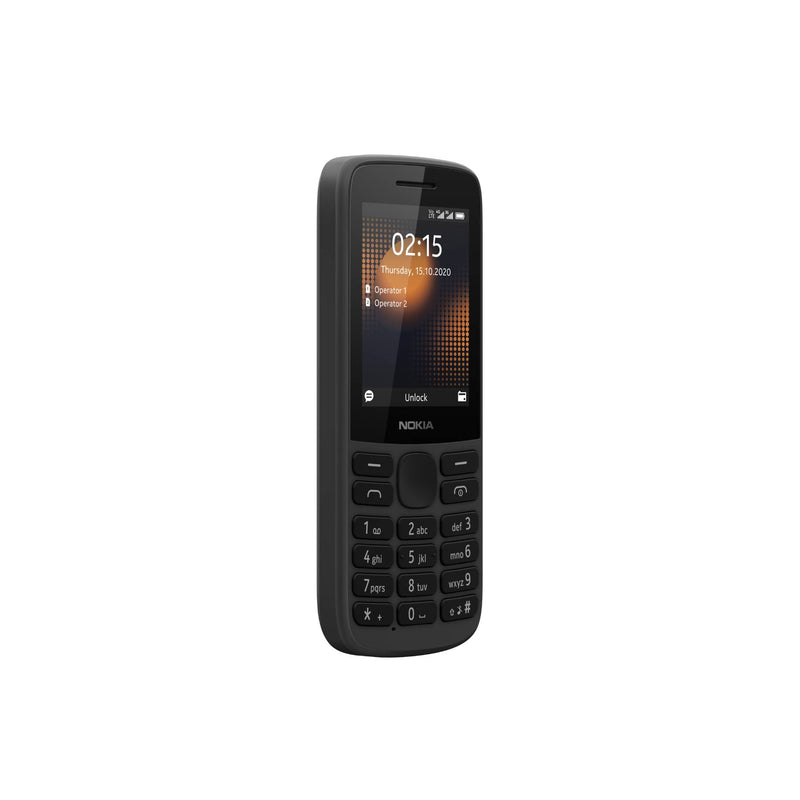 NOKIA 215 4G TA-1284 DS HK BLACK