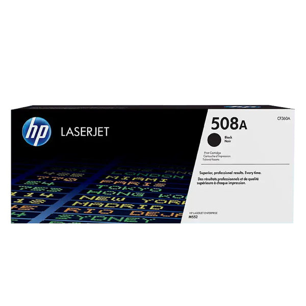 [T] HP TONER CARTRIDGE (508A)