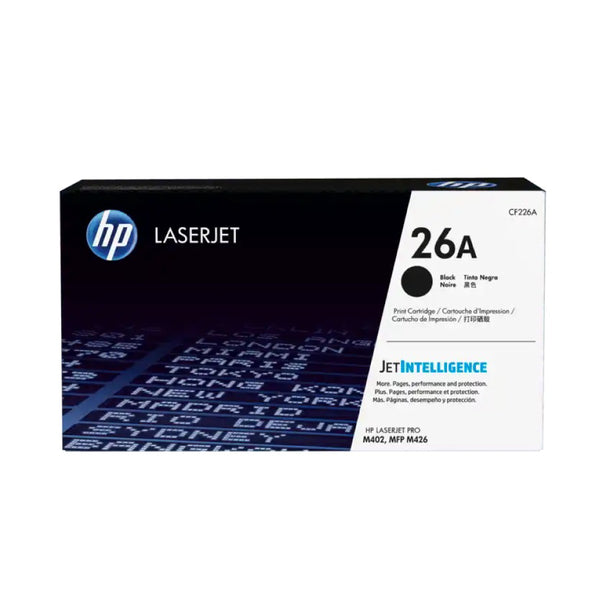 [T] HP CF226A TONER, BLACK