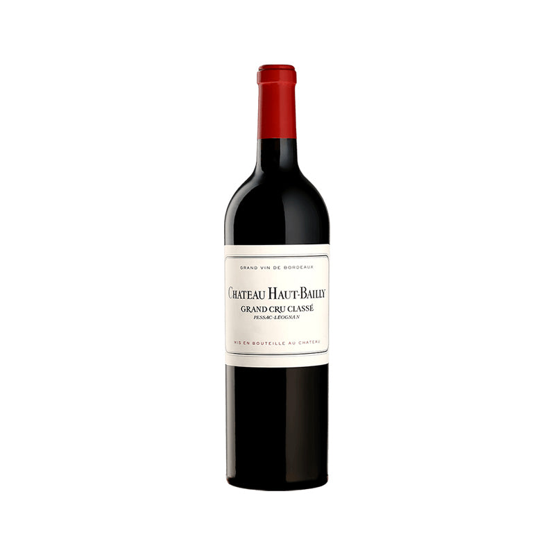 CHATEAU HAUT-BAILLY Red Wine- PESSAC-LEOGNAN 2011
