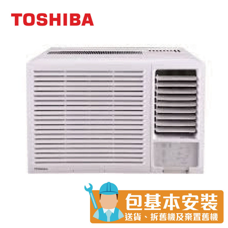 Toshiba - RACH18E 2 HP Window Type Air Conditioner (Cooling Only Series)