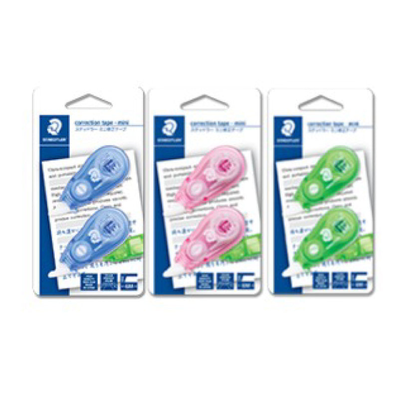 [T] STAEDTLER CORRECTION TAPE MINI (5MM X 6M)