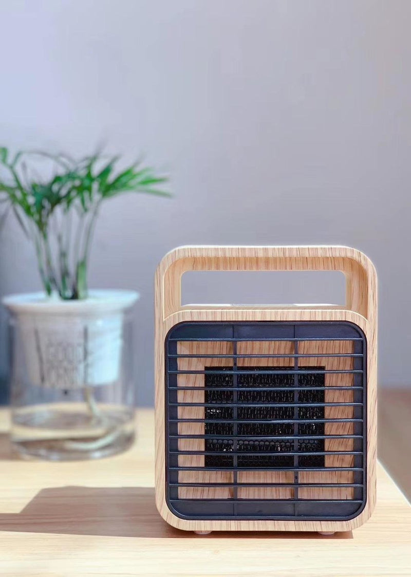Sezze HT-108 Two in one warm ceramic heater (Special Wood Edition)