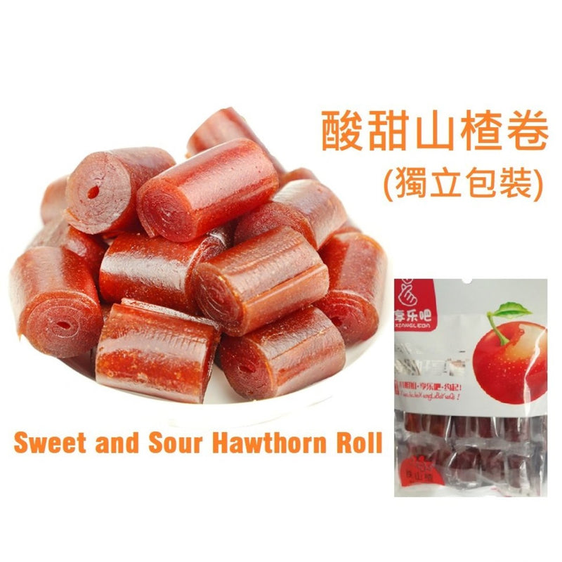 Thai Receipe - Sweet and Sour Hawthorn Roll