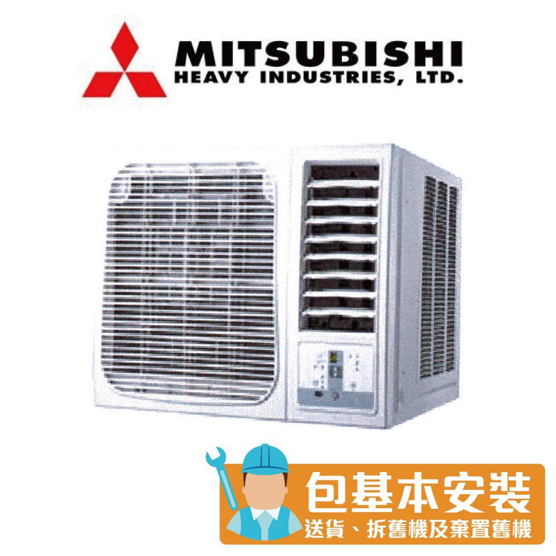 [T] Mitsubishi Heavy - WRK20MA1 Window Type Air Conditioner