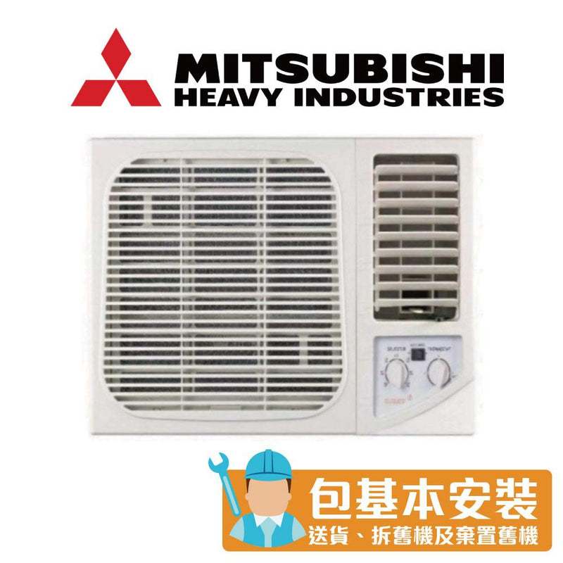 [T] Mitsubishi Elecrtic - WRK20MB2 3/4HP Window Type Air Conditioner