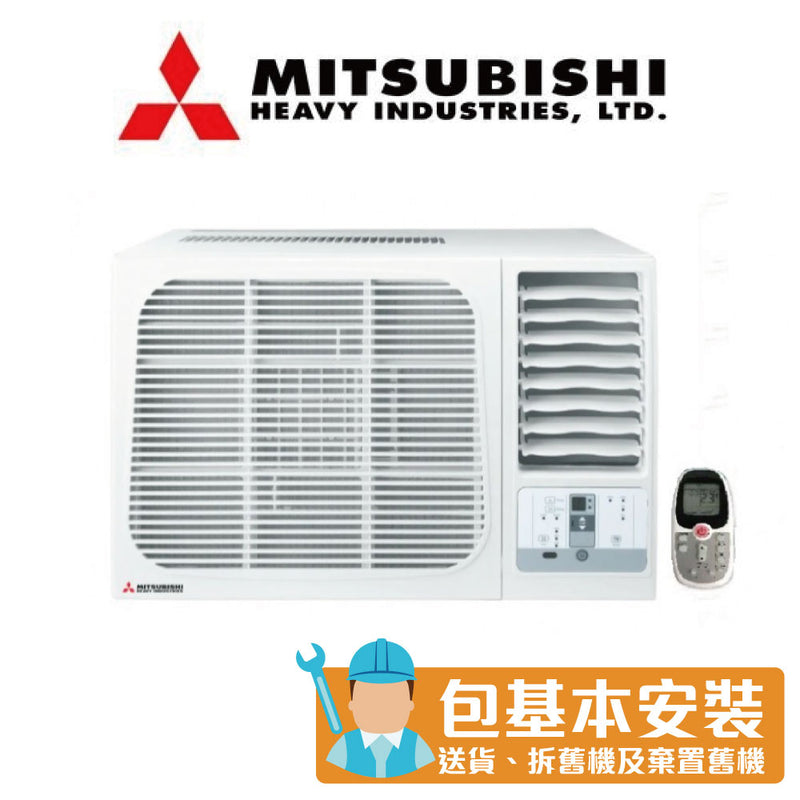 Mitsubishi Heavy - WRK26MA1 Window Type Air Conditioner