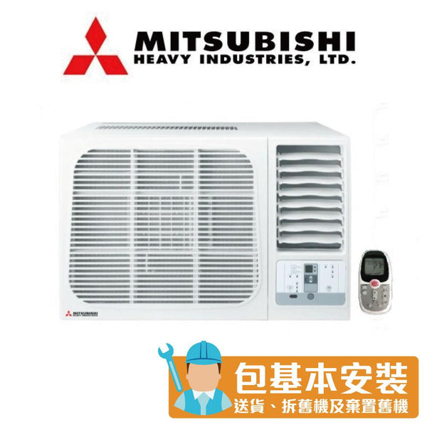 [T] Mitsubishi Heavy - WRK26MA1 Window Type Air Conditioner