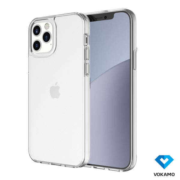 VOKAMO Smult Antibacterial for iPhone 12 / 12 Pro (3 meters drop proof)