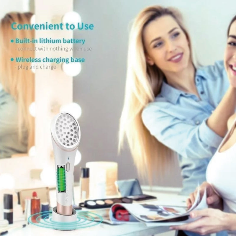 Xpreen Wireless Rechargeable Light Acne Treatment Device