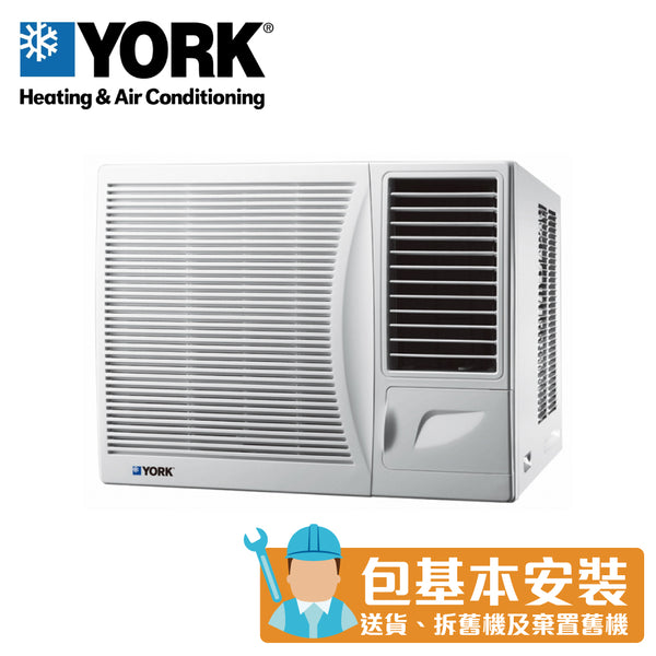 YORK - YC24GA 2.5HP Window Type Air Conditioner