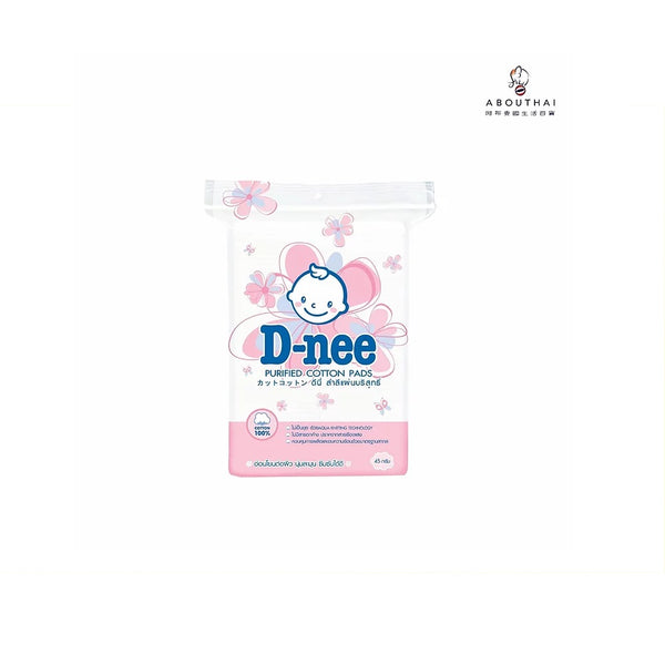 D-nee - Purified cotton pads 45g