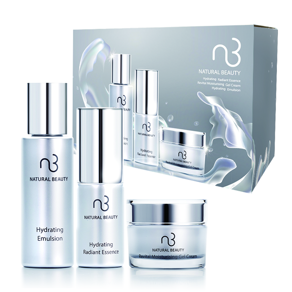 Natural Beauty Hydrating Deluxe Set Limited Edition