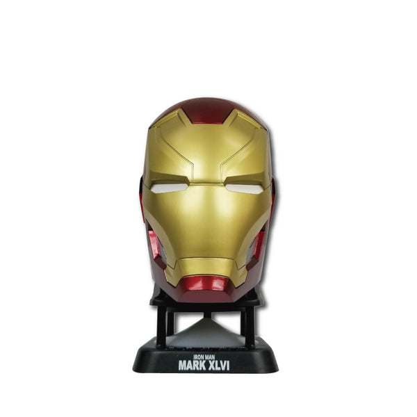 [T] Iron Man M46 Mini Bluetooth Wireless Speaker