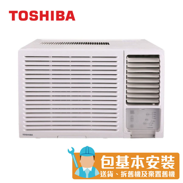 Toshiba - RACH12CR Window Type Air Conditioner