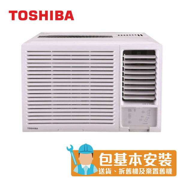 Toshiba - RACH18CR Window Type Air Conditioner