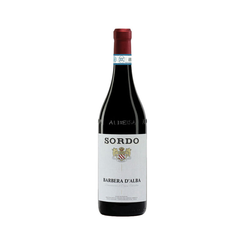 SORDO Red Wine - BARBERA D'ALBA 2019