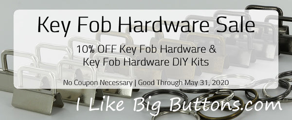Key Fob Hardware Sale