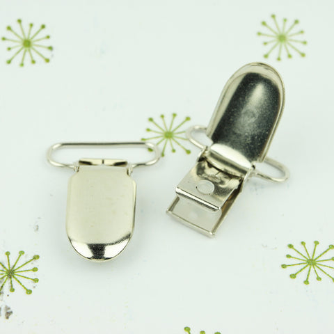 Wholesale - Duck Bill Shaped Metal Clips