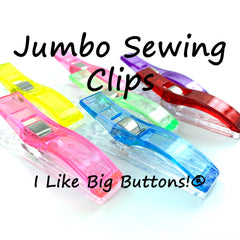 Jumbo Sewing Clips