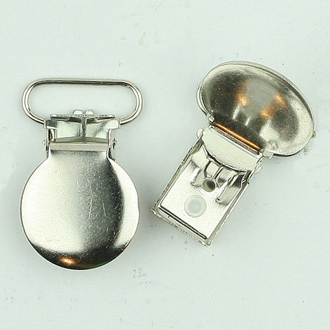 Wholesale - Round Shaped Metal Clips