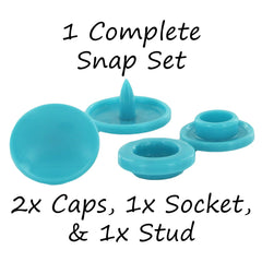 Example: 1 Complete Snap Set