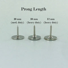 Example Prong Lengths