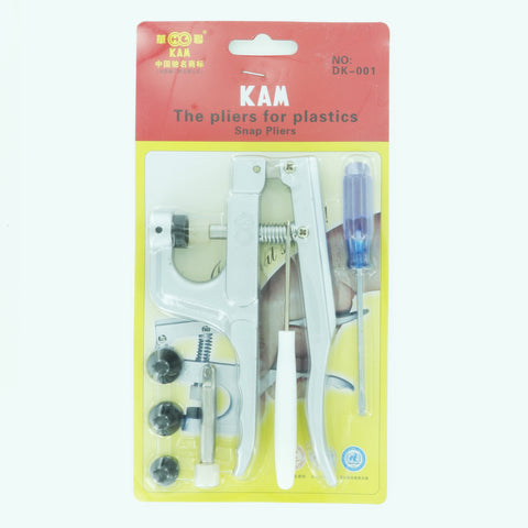 K1 KAM® Plastic Snap Pliers And Awl