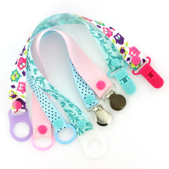 Examples of MAM Adapter Pacifier Clips