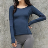 Classic Everyday Yoga Full-Sleeve Top
