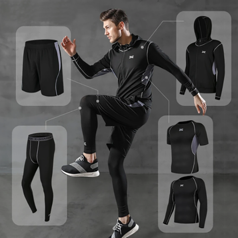 Ultimate Crossfit Performance Complete Compression Set