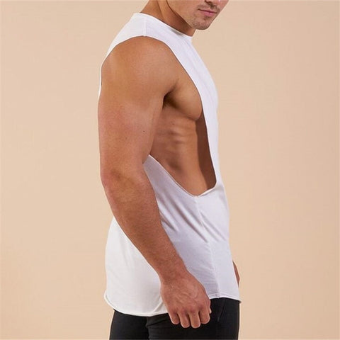 Men's Summer Muscle Tank
