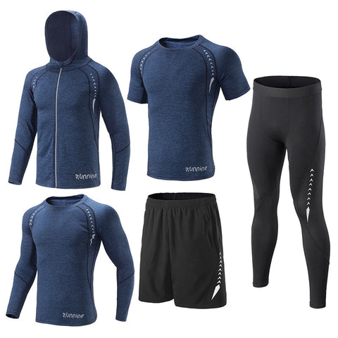 Men's Complete Performance Running Set