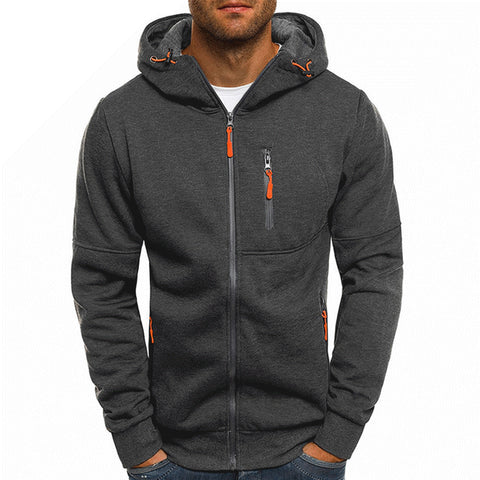 Men's Casual Performance Hoodie