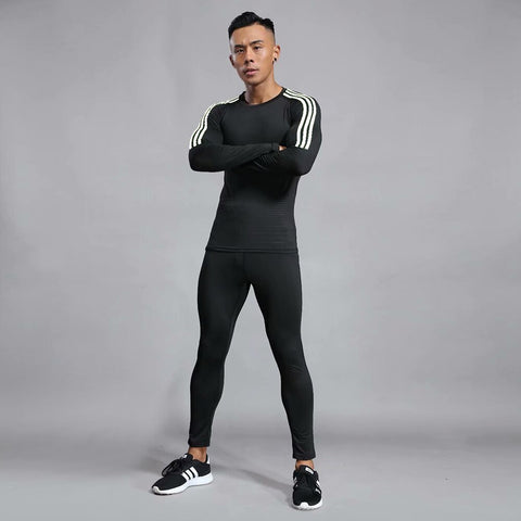 Men's Performance Fitness Set