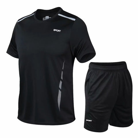 High Quality Men's Running Set