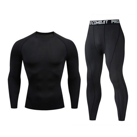 Men's Crossfit Performance Compression Set