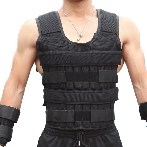 Crossfit Strength Training Weighted Vest - 30kg