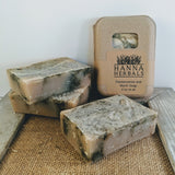 Organic Frankincense and Myrrh Soap - Palm Oil Free - Bird and Bee Naturals